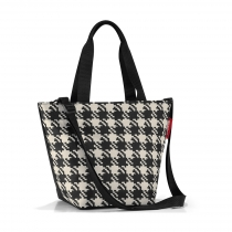 Сумка Shopper XS, Fifties black