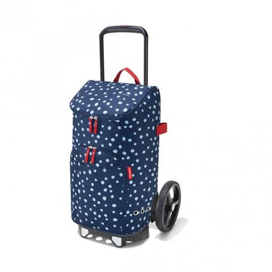 Сумка-тележка Citycruiser bag, Spots navy