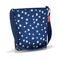 Сумка Shoulderbag S, Spots navy