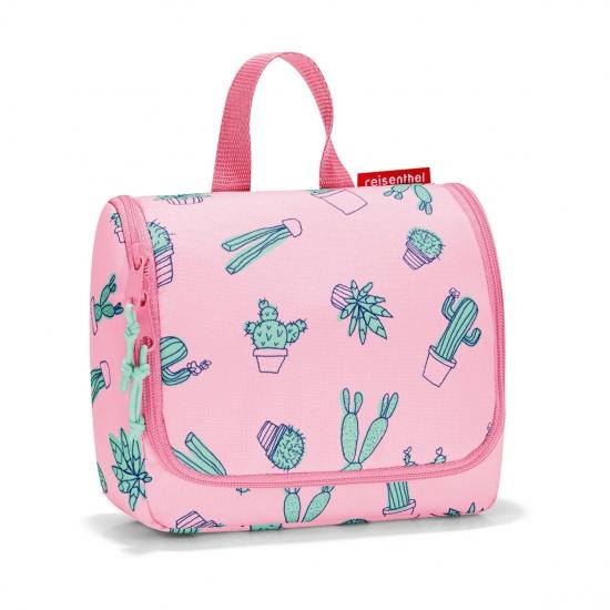 Сумка-органайзер детская Toiletbag S, Cactus pink