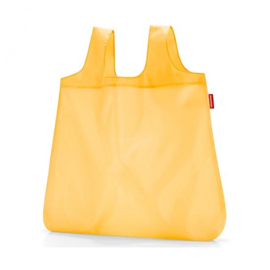 Сумка складная Mini Maxi Shopper Pocket, Banana cream