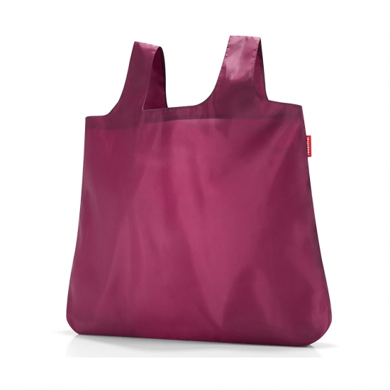 Сумка складная Mini Maxi Shopper Pocket, Damson
