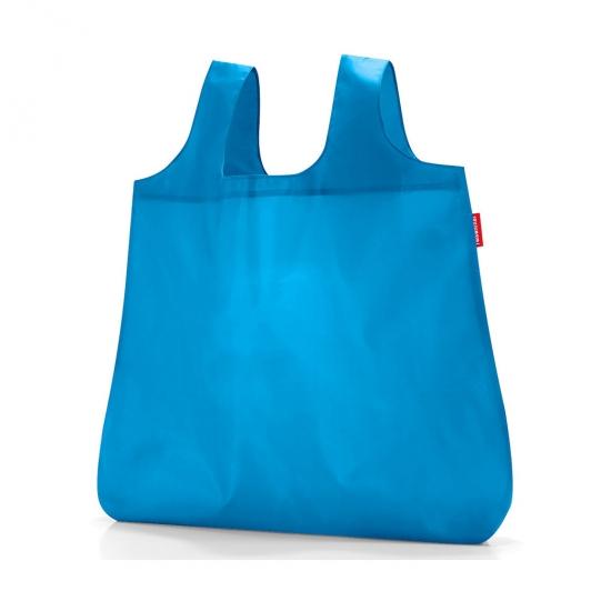 Сумка складная Mini Maxi Shopper Pocket, French blue