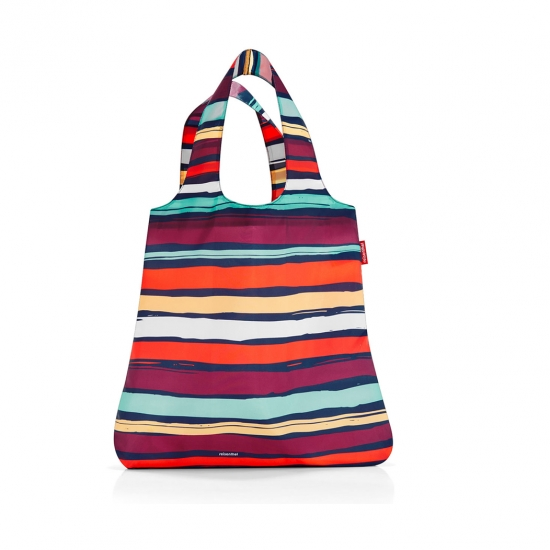 Сумка складная Mini Maxi Shopper, Artist stripes