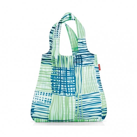 Сумка Mini Maxi Shopper, Knitting mint