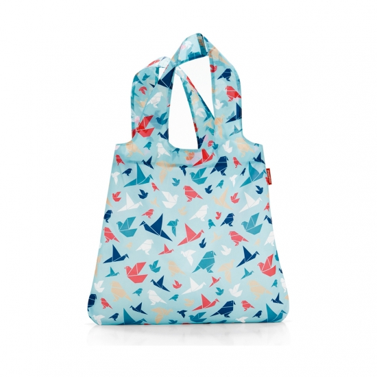 Сумка Mini Maxi Shopper, Origami blue