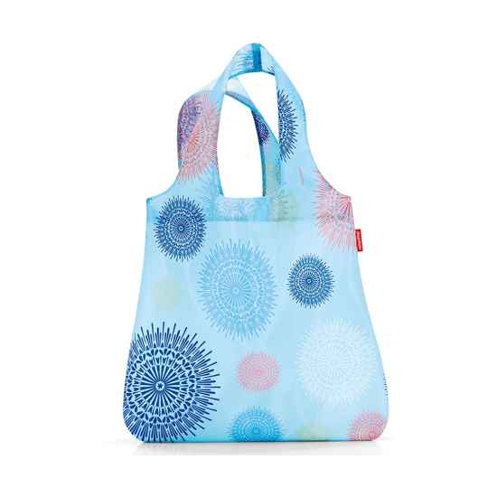 Сумка Mini Maxi Shopper, Tracery mint