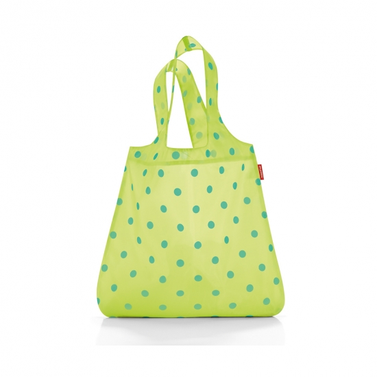 Сумка складная Mini Maxi Shopper, Lemon dots