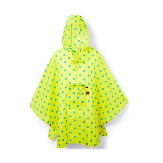 Дождевик Mini Maxi, Lemon dots