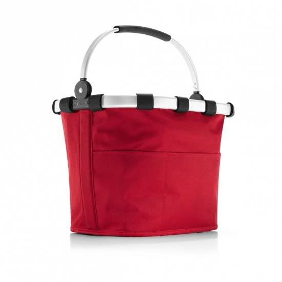 Корзина для велосипеда Bikebasket Plus, Red