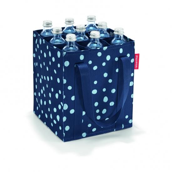Сумка-органайзер для бутылок Bottlebag, Spots navy