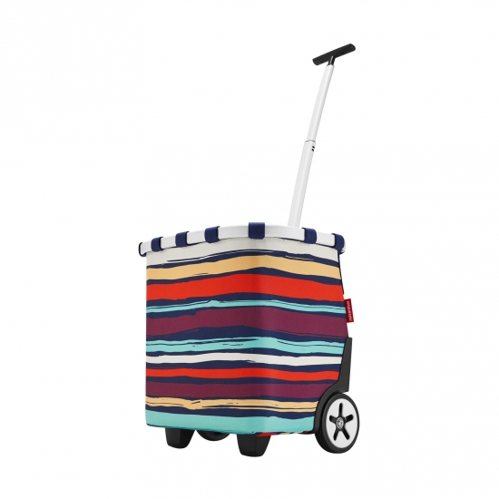 Сумка-тележка Carrycruiser, Artist stripes