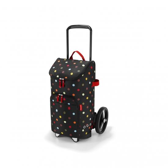 Сумка-тележка Citycruiser bag, Dots