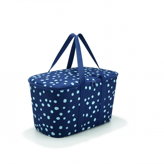 Термосумка Coolerbag, Spots navy
