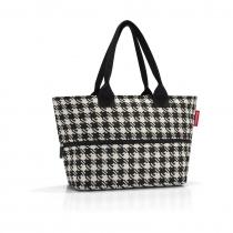 Сумка Shopper E1, Fifties black