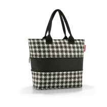 Сумка Shopper E1, Fifties black