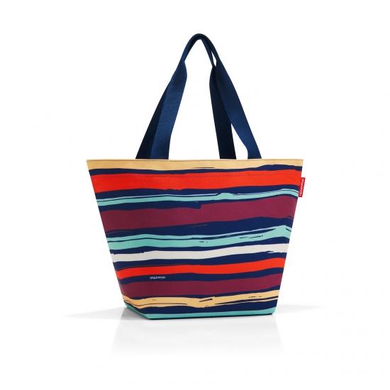 Сумка Shopper M, Artist stripes