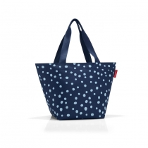Сумка Shopper M, Spots navy
