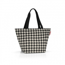 Сумка Shopper M, Fifties black