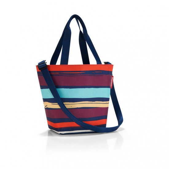 Сумка Shopper XS, Artist stripes
