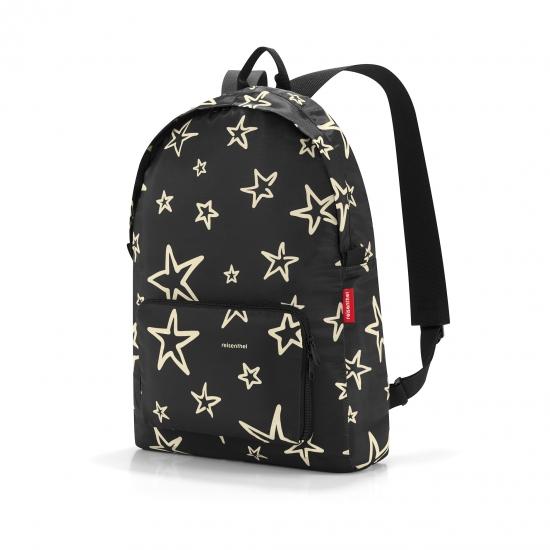 Рюкзак складной Mini Maxi, Stars