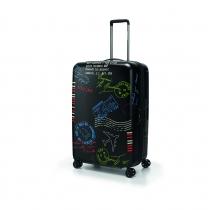 Чемодан 4-х колесный Suitcase L, 95 л