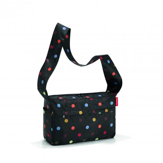 Сумка складная Mini Maxi Citybag, Dots