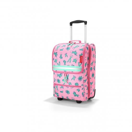 Чемодан детский Trolley XS, Cactus pink