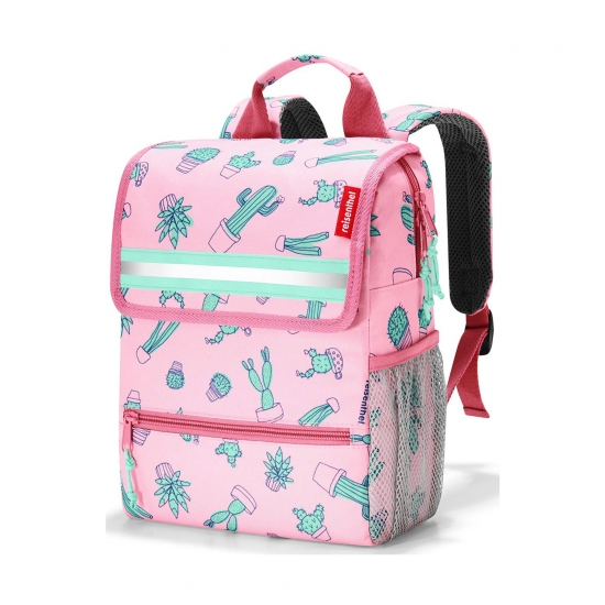 Ранец детский, Cactus pink