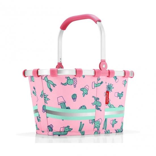 Корзина детская Carrybag XS, Cactus pink