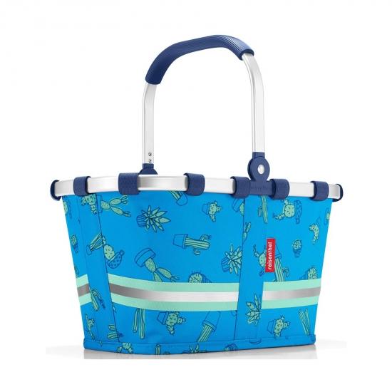 Корзина детская Carrybag XS, Cactus blue