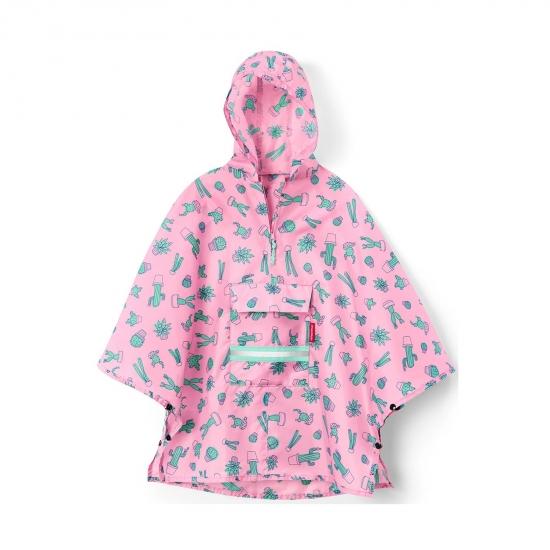 Дождевик детский Mni maxi, Cactus pink