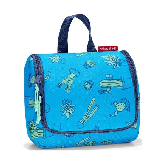 Сумка-органайзер детская Toiletbag S, Cactus blue