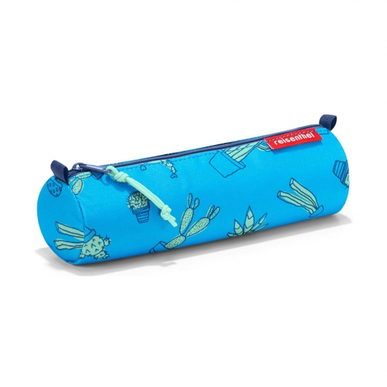 Пенал детский Pencilroll, Cactus blue