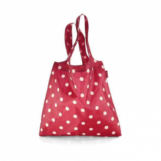 Сумка складная Mini Maxi Shopper, Ruby dots