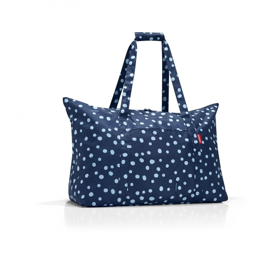 Сумка складная Mini Maxi Travelbag, Spots navy