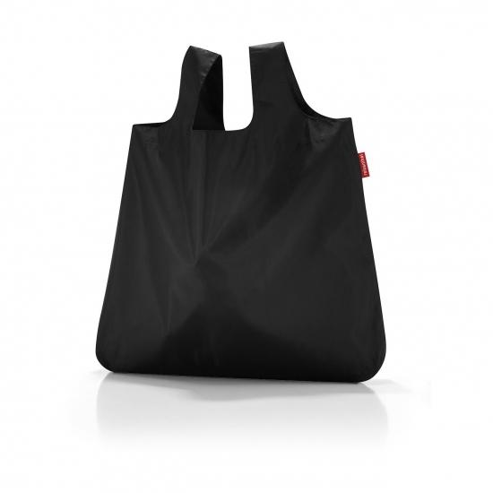 Сумка складная Mini Maxi Shopper Pocket, Black