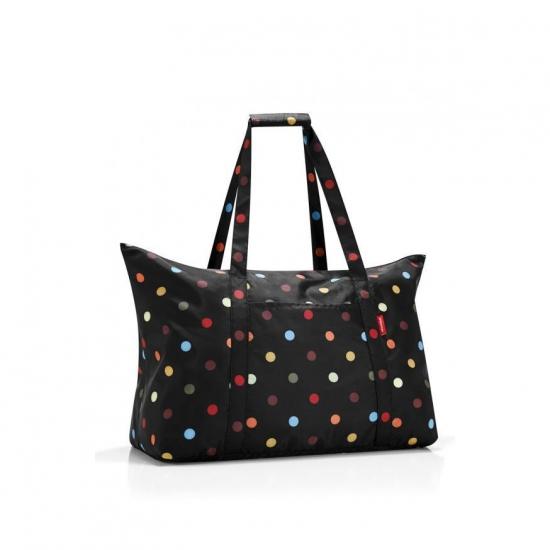 Сумка складная Mini Maxi Travelbag, Dots