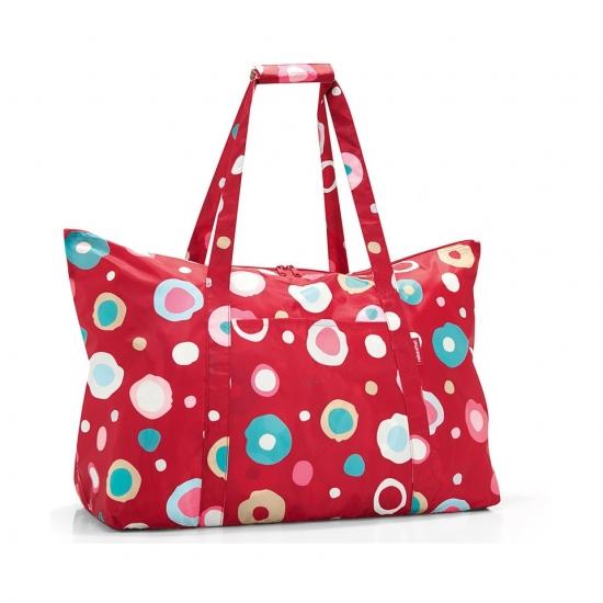 Сумка складная Mini Maxi Travelbag, Funky dots