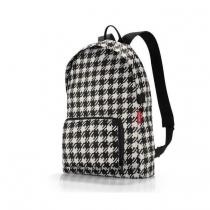 Рюкзак складной Mini Maxi, Fifties black