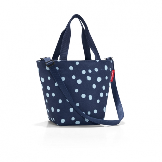 Сумка Shopper XS, Spots navy