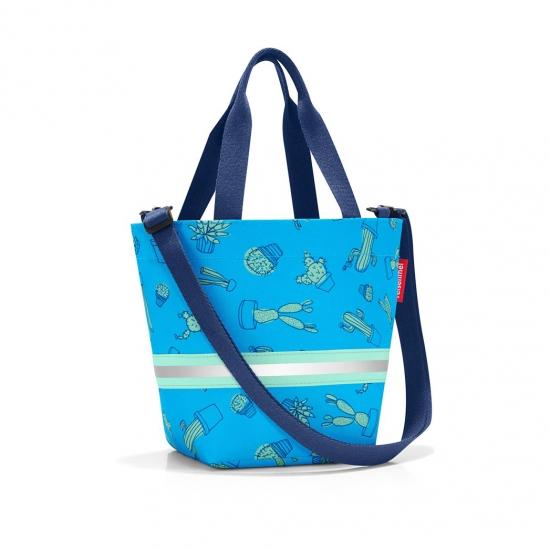 Сумка детская Shopper XS, Cactus blue