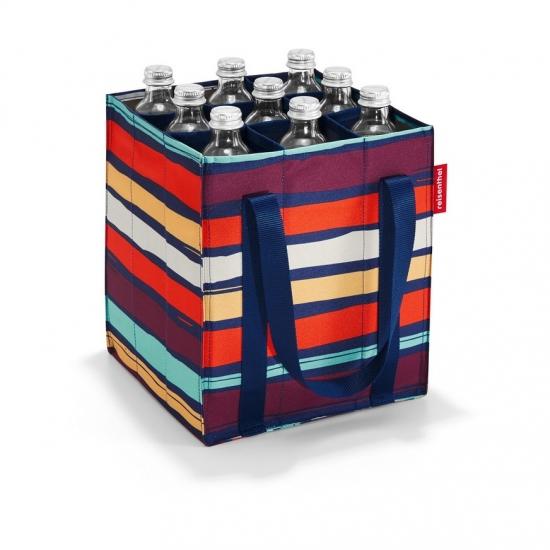 Сумка-органайзер для бутылок Bottlebag, Artist stripes