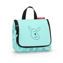 Органайзер детский Toiletbag Cats and dogs, Mint