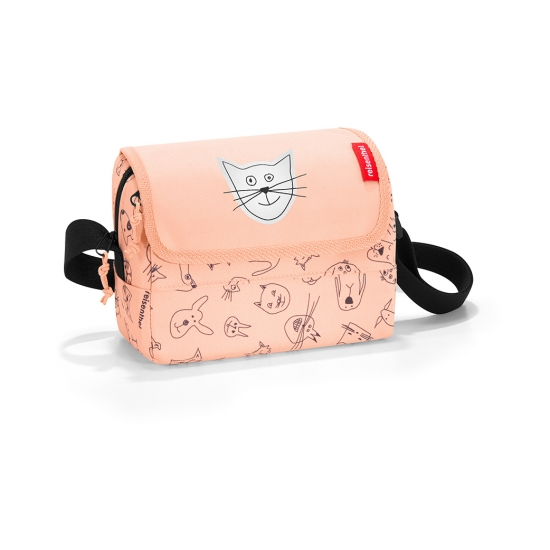Сумка детская Everydaybag Kids Cats and dogs, Rose