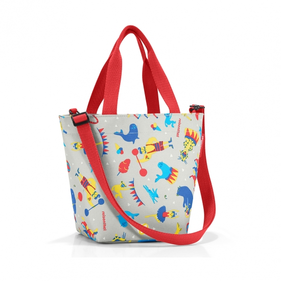 Сумка детская Shopper XS, Circus Red
