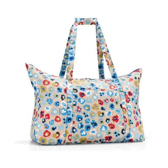 Сумка складная Mini Maxi Travelbag, Millefleurs