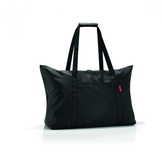 Сумка складная Mini Maxi Travelbag, Black