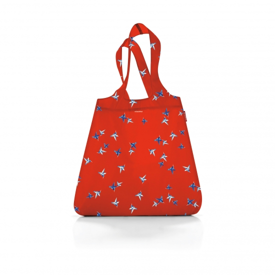 Сумка складная Mini Maxi Shopper, Colibri red