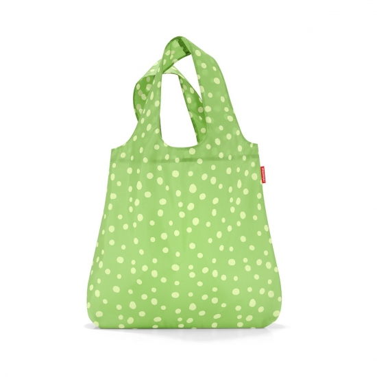Сумка складная Mini Maxi Shopper, Spots green